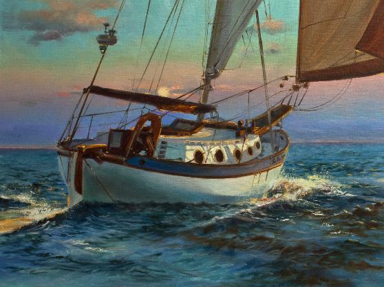 meri,purjevene,aalto,purjehdus,loppukesä,elokuu,ilta-aurinko,saaristo,archipelago, sea, sailing boat, sailing, late summer,october, evening sun